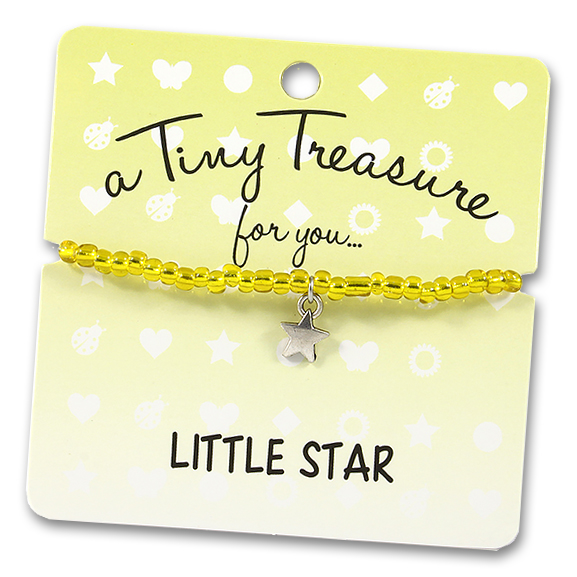 Tiny Treasures Bracelet: Little Star