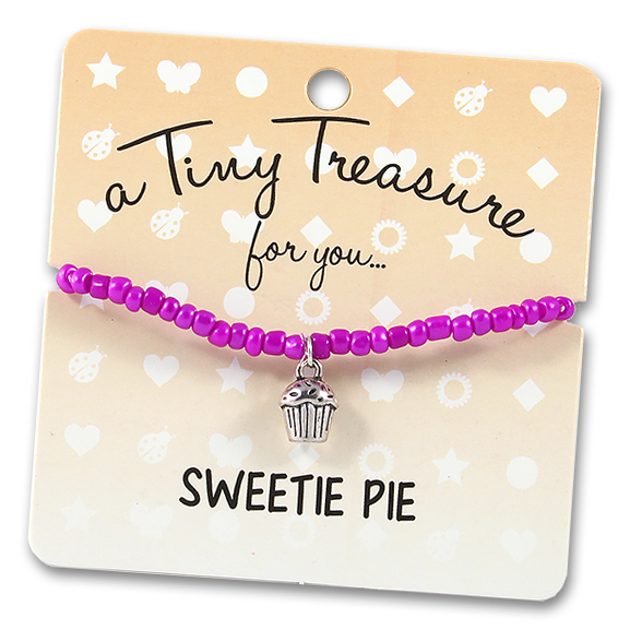 Tiny Treasures Bracelet: Sweetie Pie