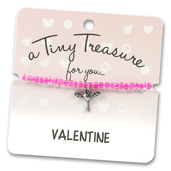 Tiny Treasures Bracelet: Valentine