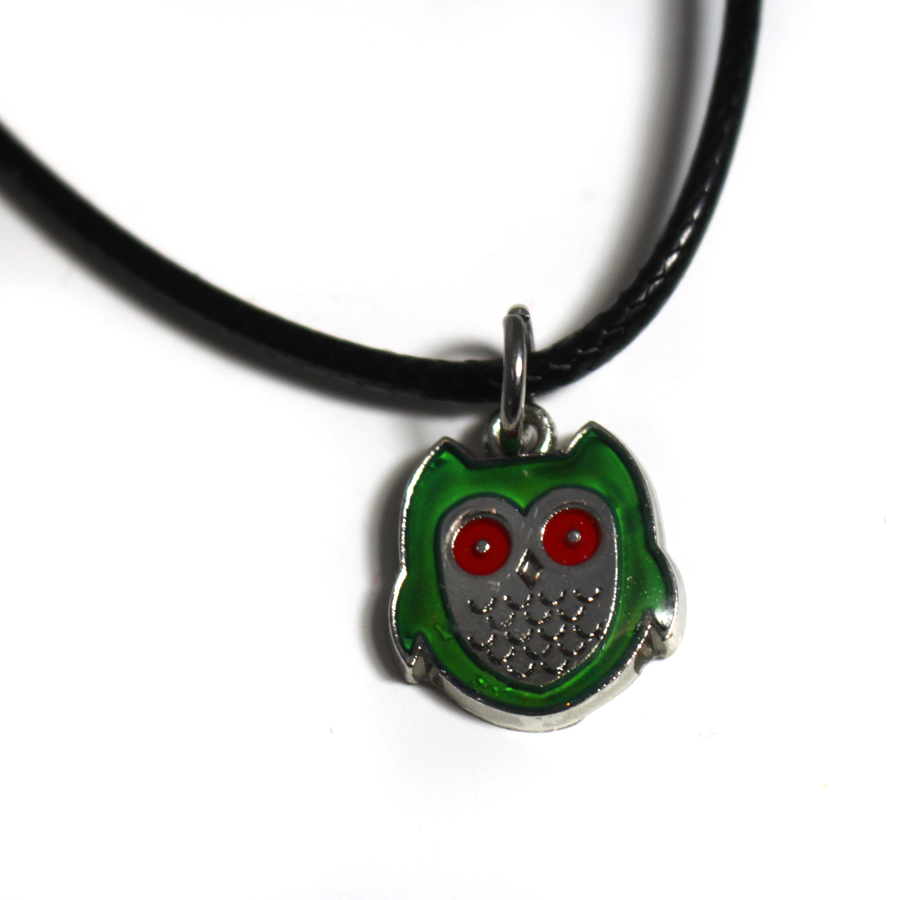 Owl Mood Necklace