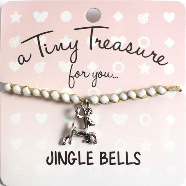 Tiny Treasures Bracelet: Jingle Bells