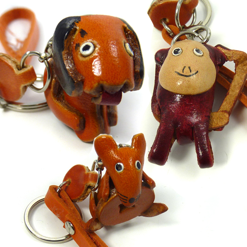 Leather Charms
