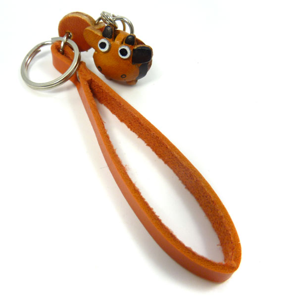 Cow Leather Charm