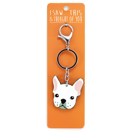 Keyring 130 - French Bulldog