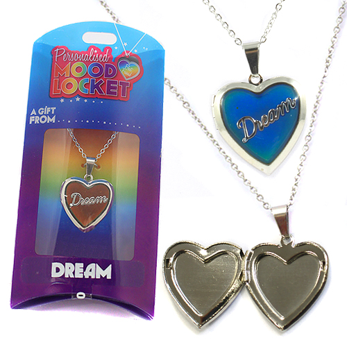 Personalised Mood Locket: Dream