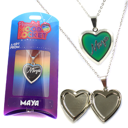 Personalised Mood Locket: Maya