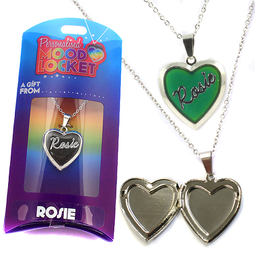 Personalised Mood Locket: Rosie